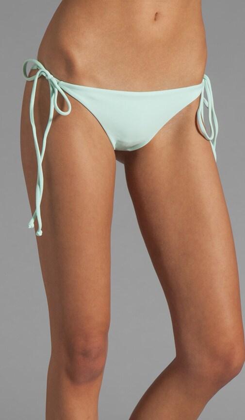 Sage Skimpy String Bikini