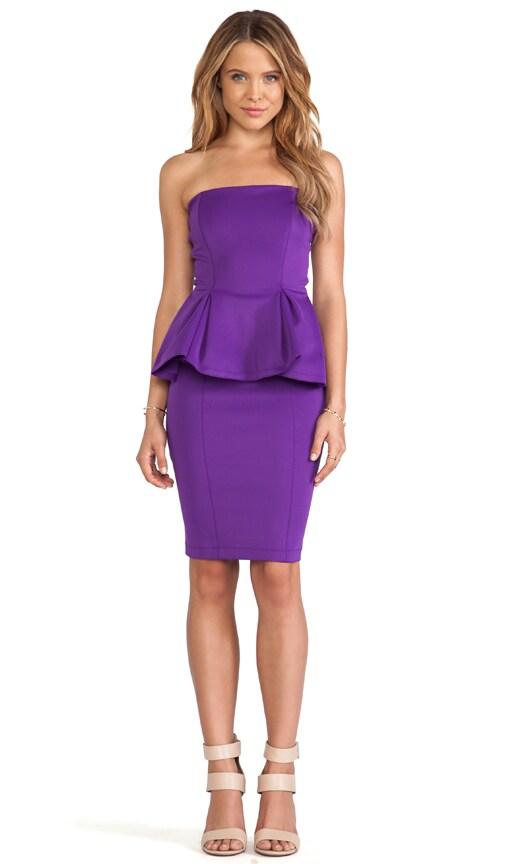Camille Scuba Dress