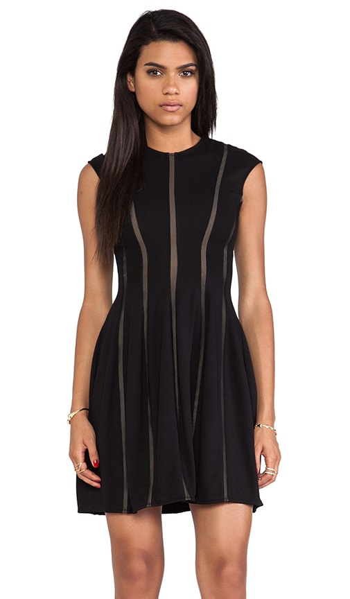Delilah Mesh Dress