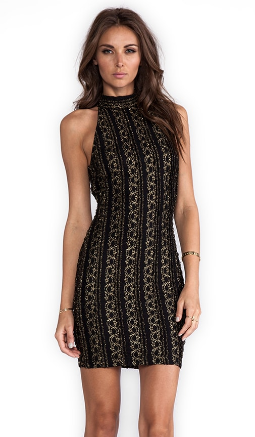 Claudia Halter Dress