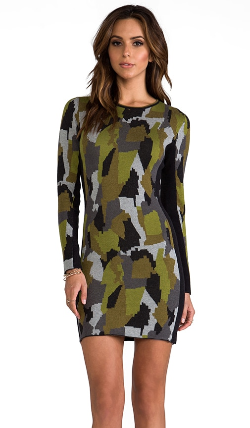 Taylor Camouflage Dress