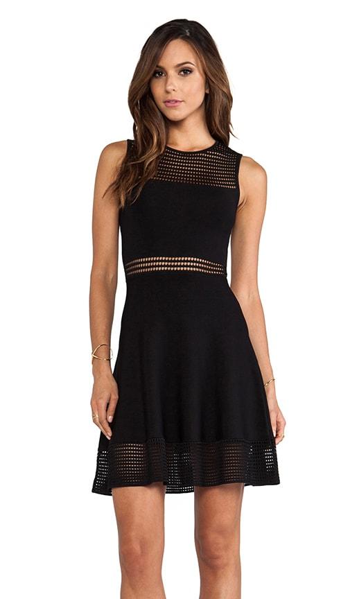 Mabel Open Stitch Dress
