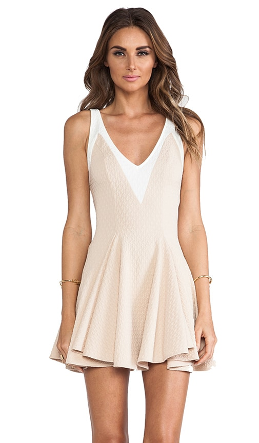 Hila Textured Dress