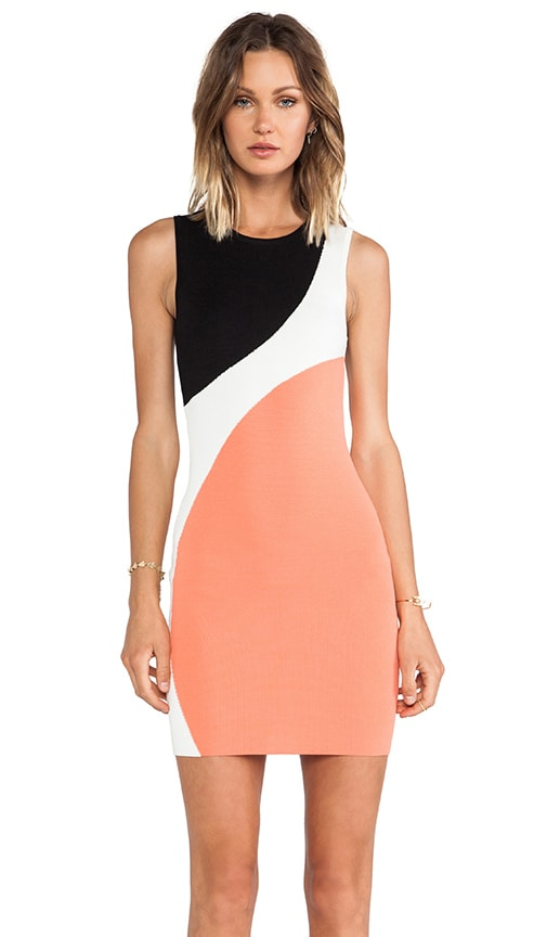 Sarita Color Block Dress