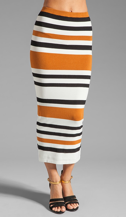 Ronny Cruise Stripe Skirt
