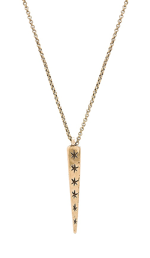 TORCHLIGHT Ascension Necklace in Brass