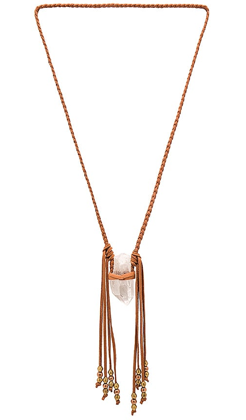 Quartz Vagabond Necklace