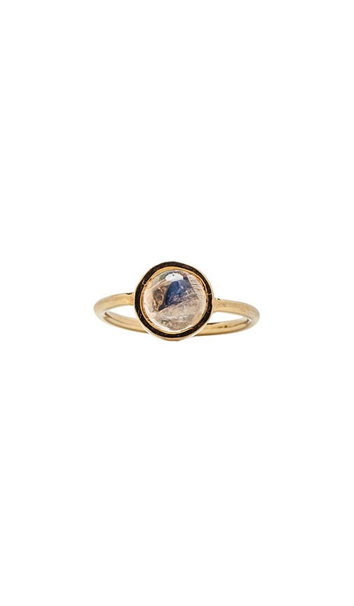 Lunette Stacking Ring