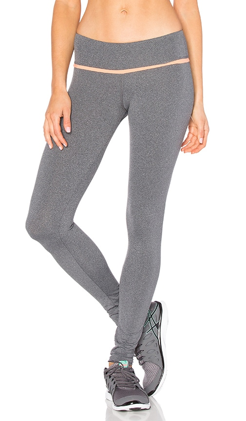 TOUCHE x MORGAN STEWART Caspian Legging in Grey