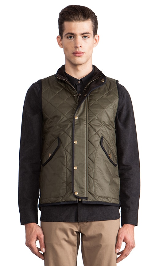Andrew Quilted Vest