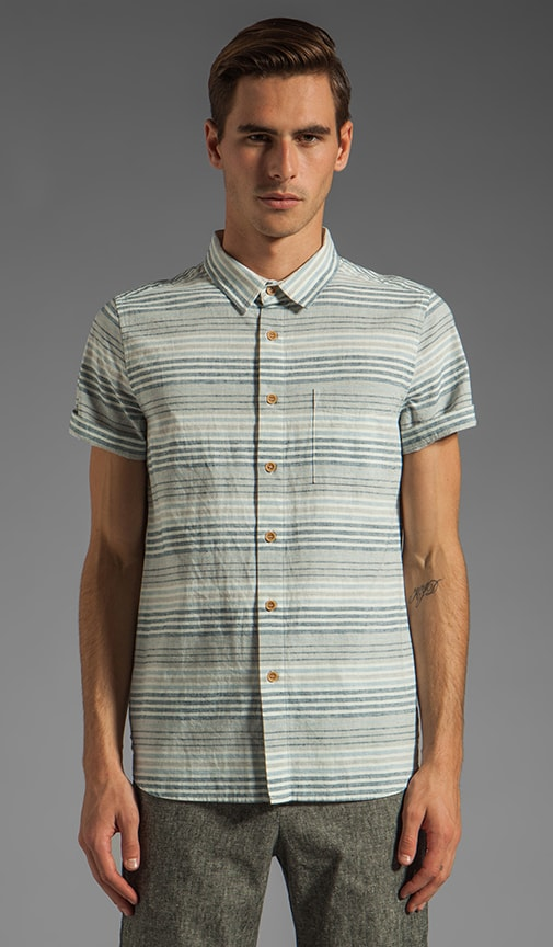 Wellinton Button Up