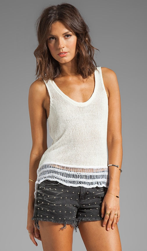 Bondi Sweater Tank