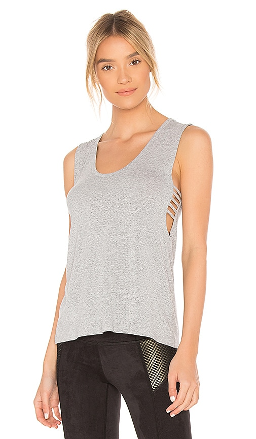 Track & Bliss Wanderer Tank in Gray