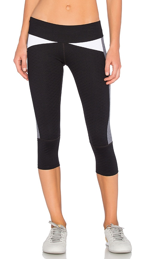 Track & Bliss Power Legging in Black