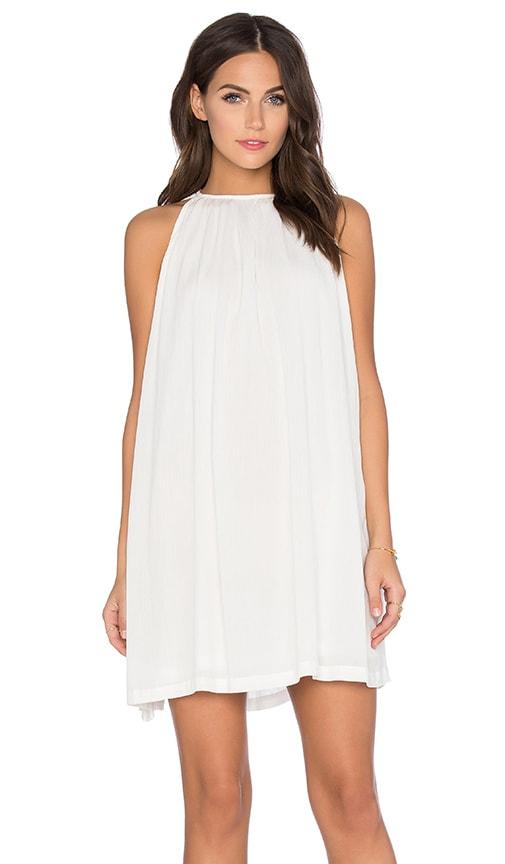 TROIS Krissy Dress in White