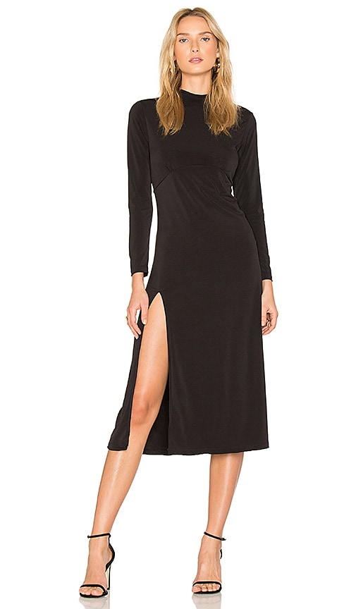 TROIS Bax Dress in Black