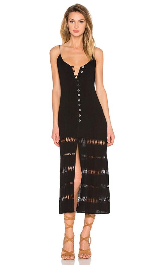TROIS Casta Dress in Black
