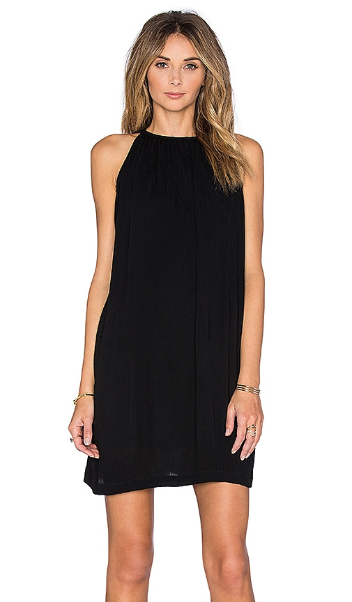 TROIS Krissy Dress in black