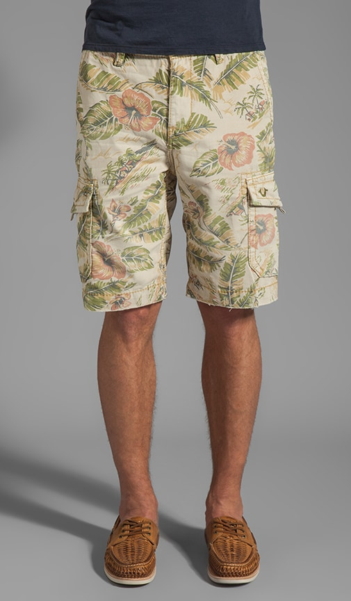 Hawaiian Trooper Cargo Short
