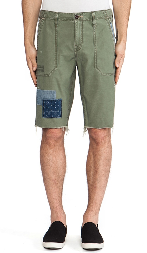 Repaired Peace Corps Short