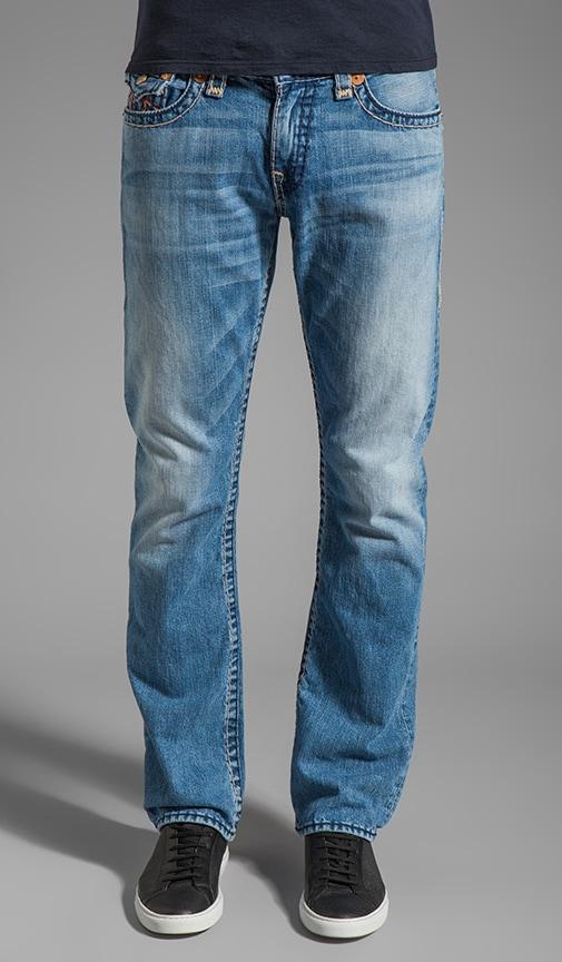 Ricky Super T Straight Leg