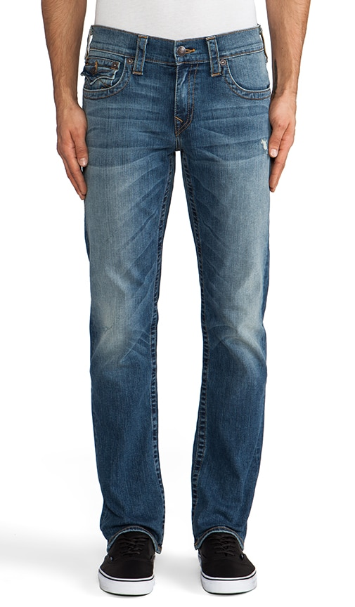 Ricky Straight Leg