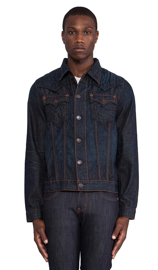 Jimmy Big T Western Jacket