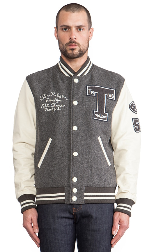 Richie Letterman Jacket