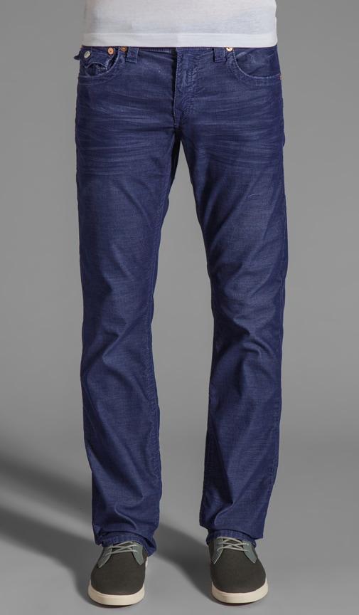Ricky Corduroy Straight Leg