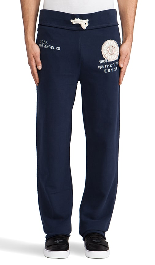 True Applique Sweatpant