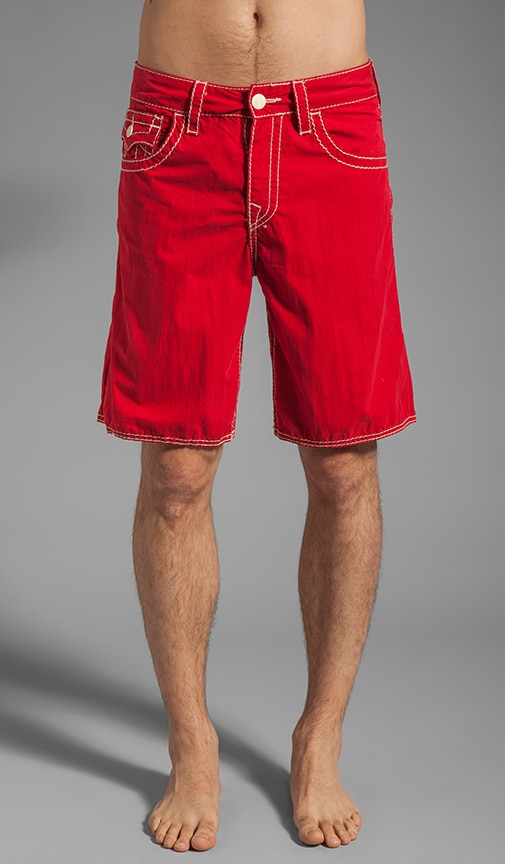 5 Pocket Big T Boardshort