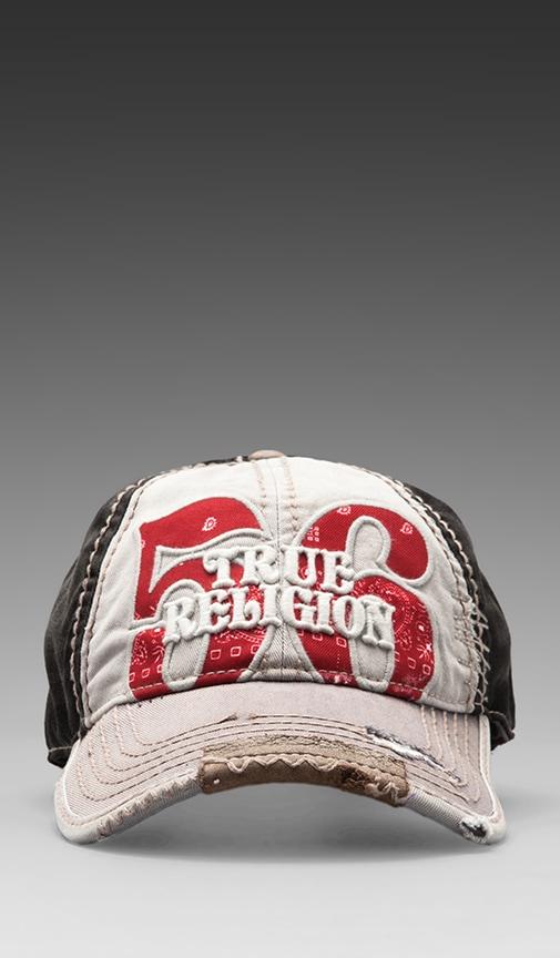 Bandana Logo Baseball Cap