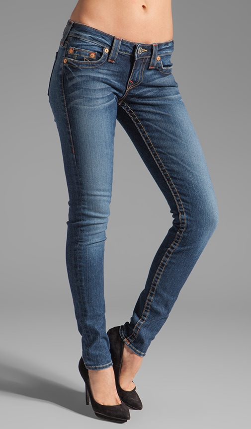 Stella Lower Rise Skinny