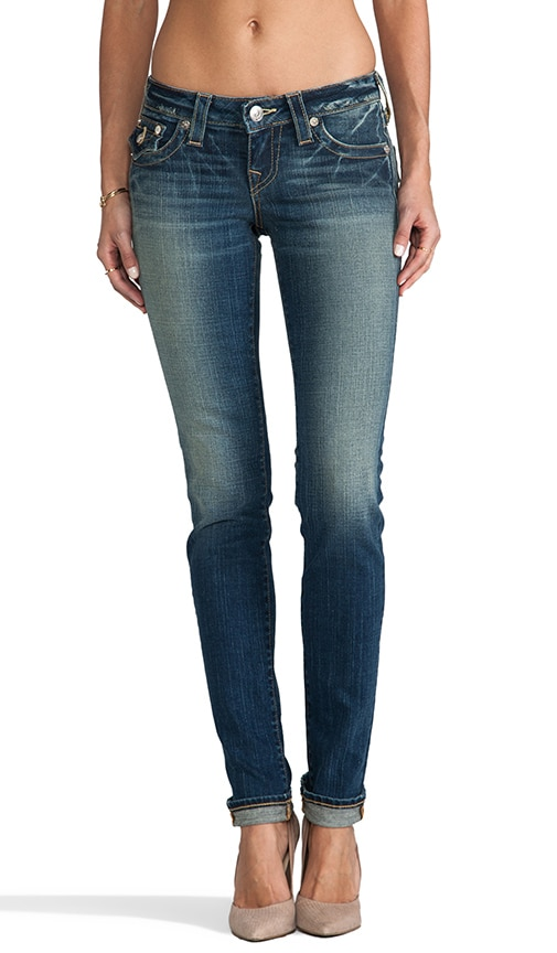Julie Low Rise Skinny