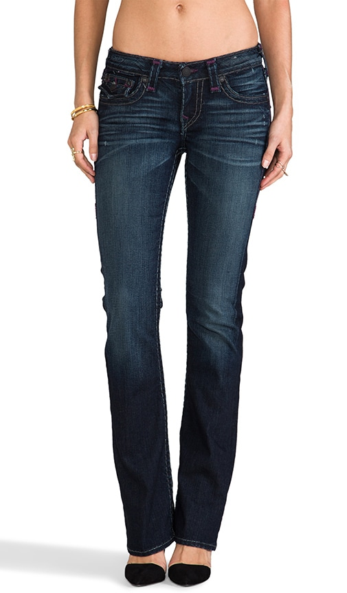 Becky Super T Mid Rise Bootcut