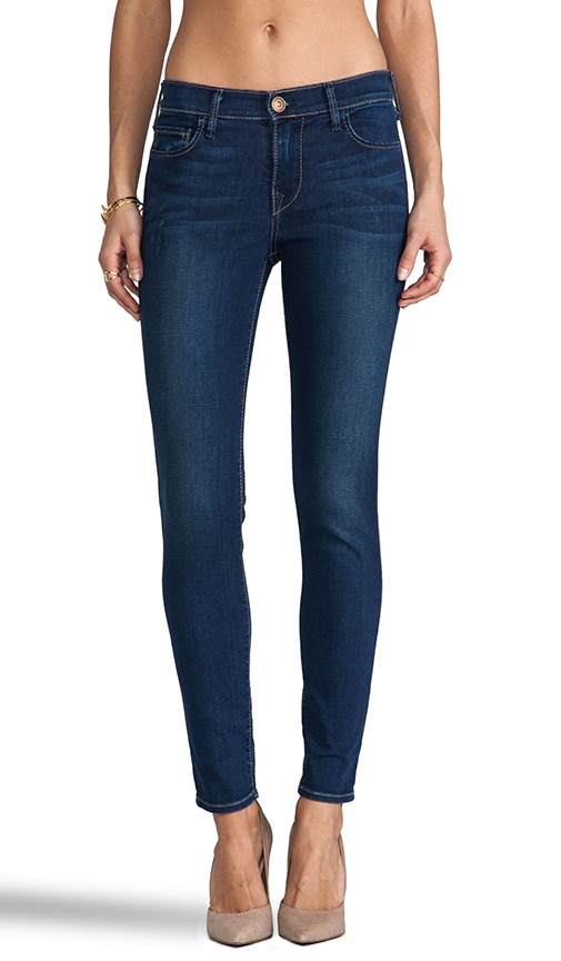 Abbey Mid Rise Super Skinny