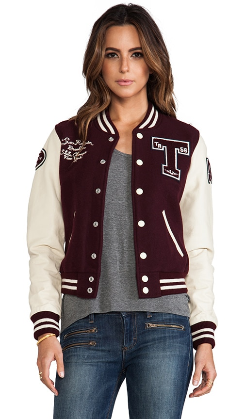 Richie Varsity Jacket