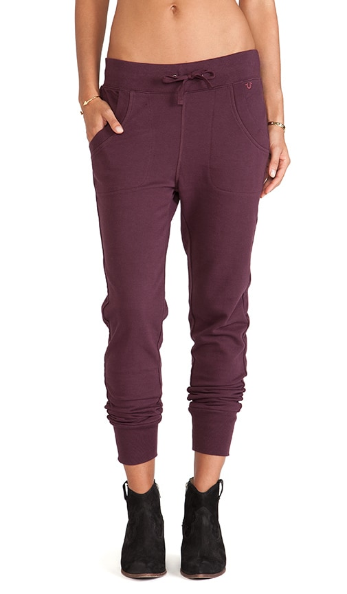 Banded Skinny Pant