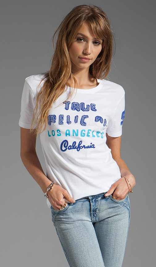 Novelty Graphic Tee