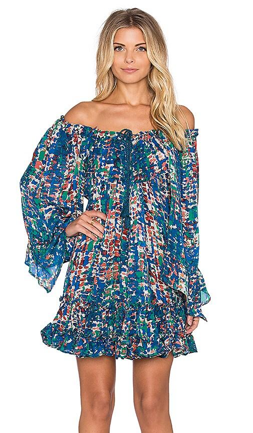TRYB212 Julia Dress in Jackson Print