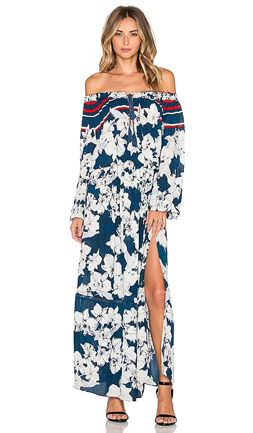 986a290db596 TRYB212 Loki Maxi Dress in Tulum Floral