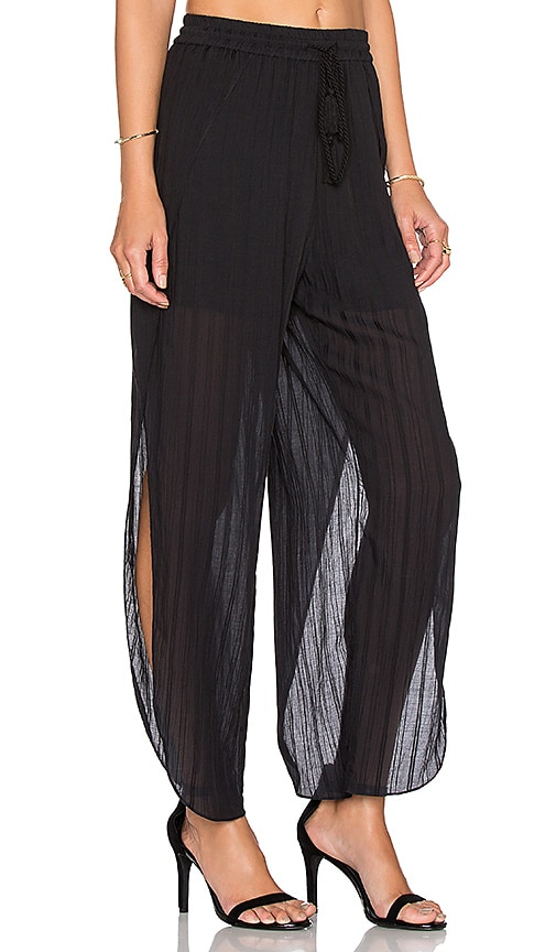 TRYB212 Marni Pant in Black