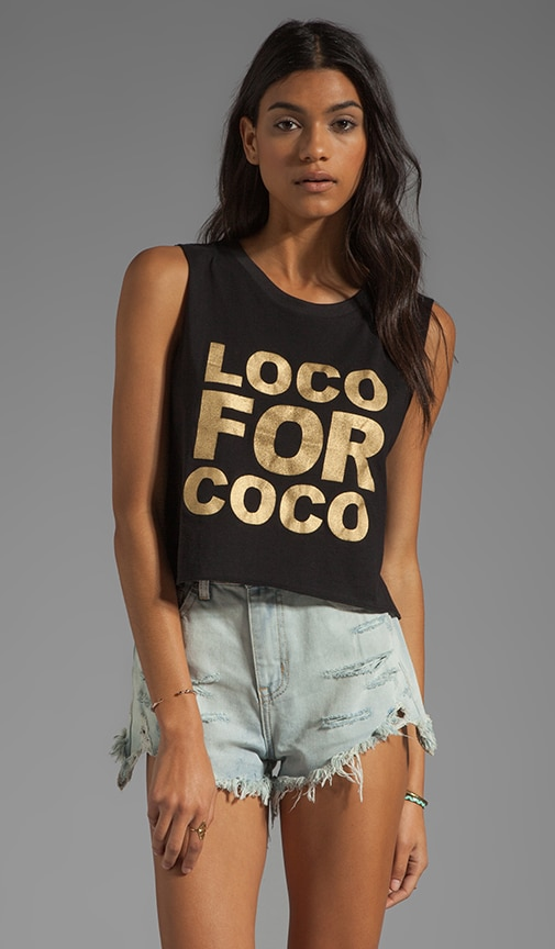 Loco For Coco Tee