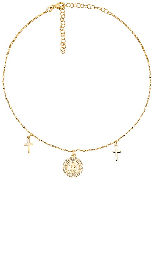 x REVOLVE Medal Set Necklace in Metallic Gold The M Jewelers NY OGRk8r9jE