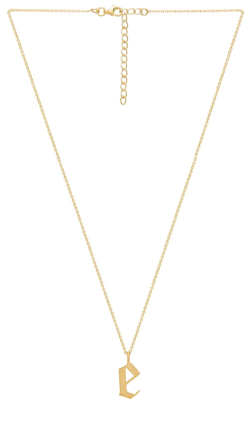 THE M JEWELERS NY THE OLD ENGLISH PENDANT