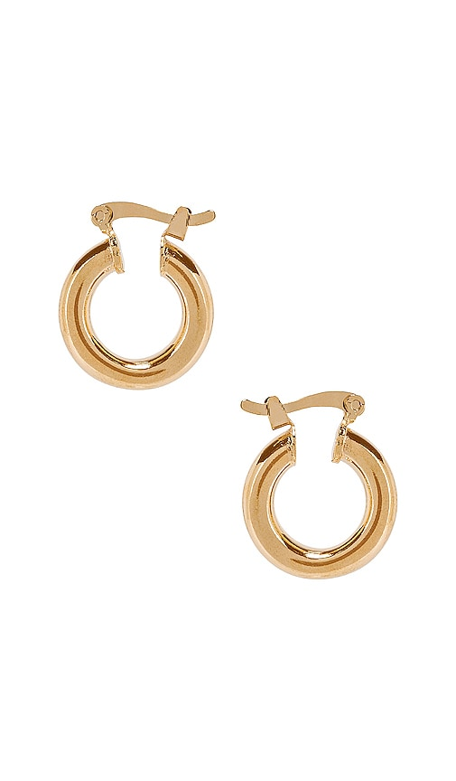 Small Ravello Hoops