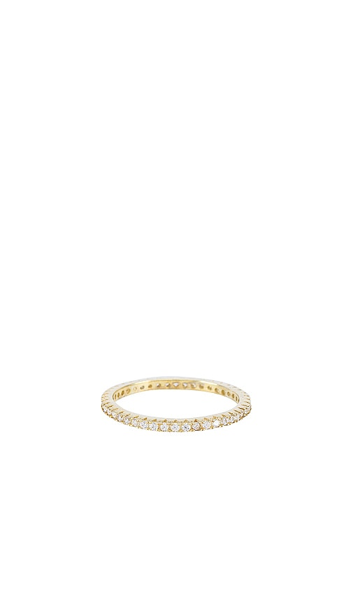 The M Essential Pave Band
