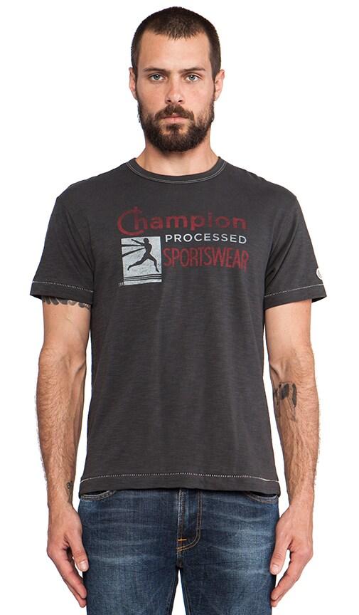 Processed Sportswear Graphic Tee