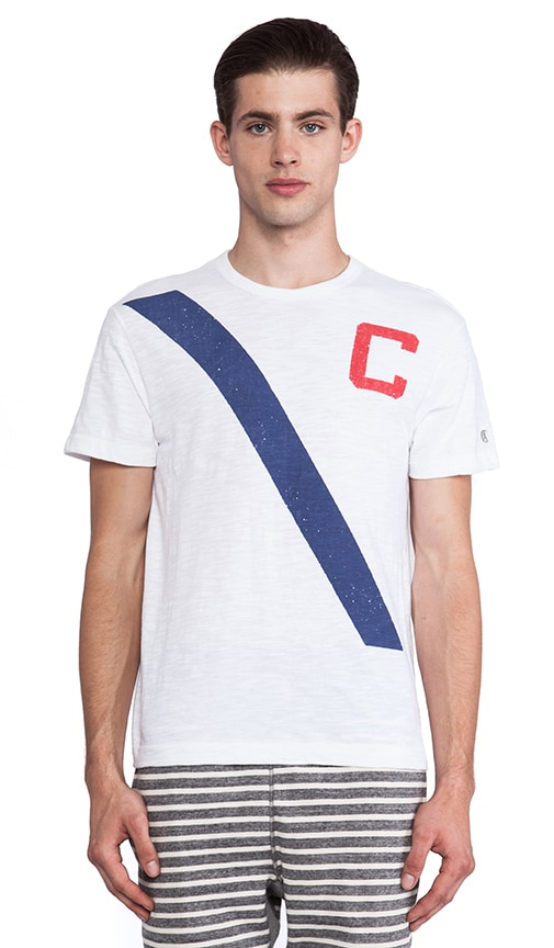 C Slash Graphic Tee