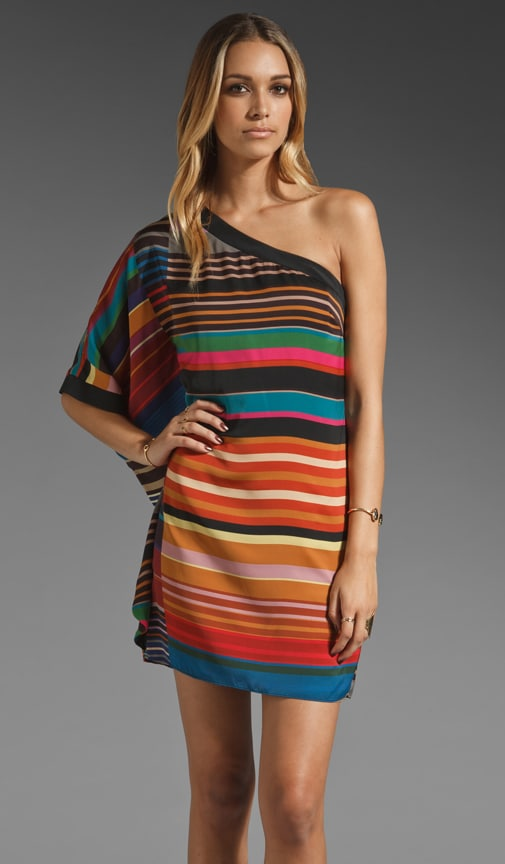 Apres Stripe Wonderland Dress